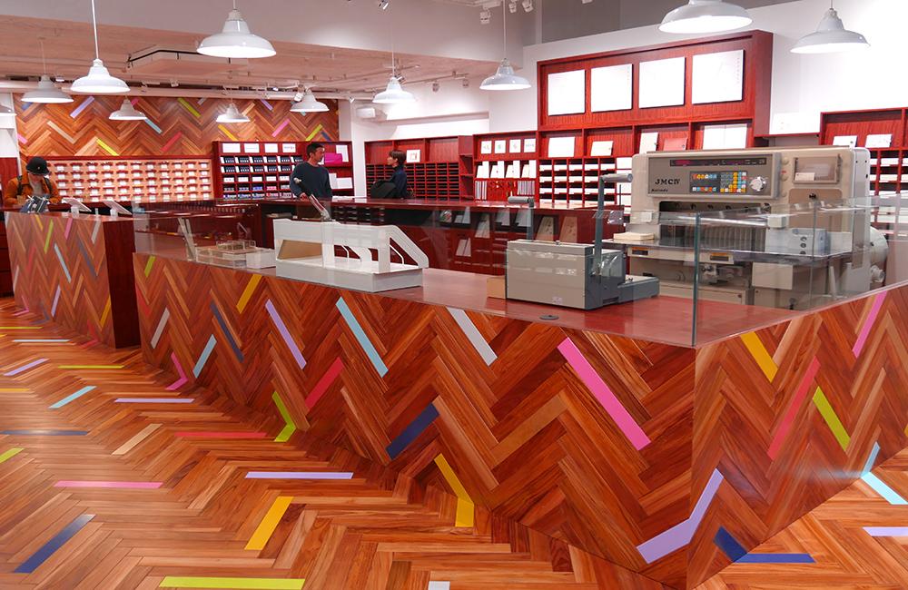 tienda de Kakimori, lugares que todo creativo/a debería visitar en Tokyo